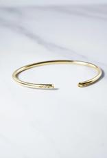 Kerouac Diamond Cuff Bracelet