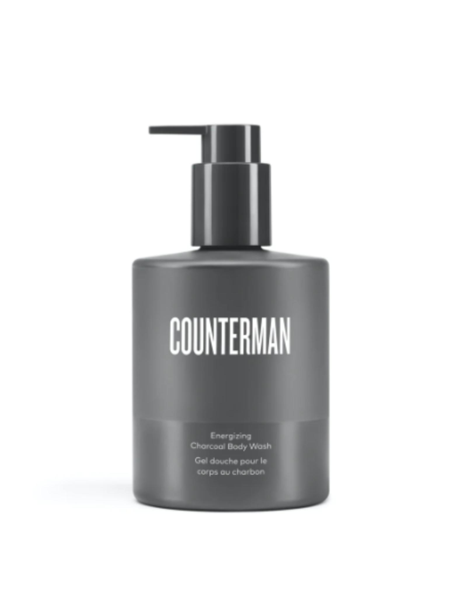 Counterman Energizing Charcoal Body Wash