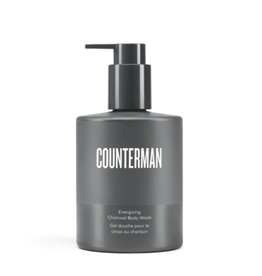 Counterman Energizing Charcoal Body Wash
