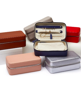 Luna Medium Travel Jewelry Case