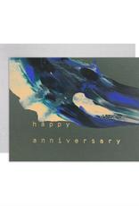 Anniversary Swirl Card