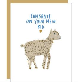 New Kid Congrats Card