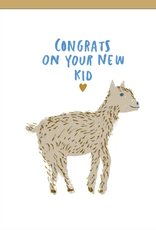 New Kid Congrats Card