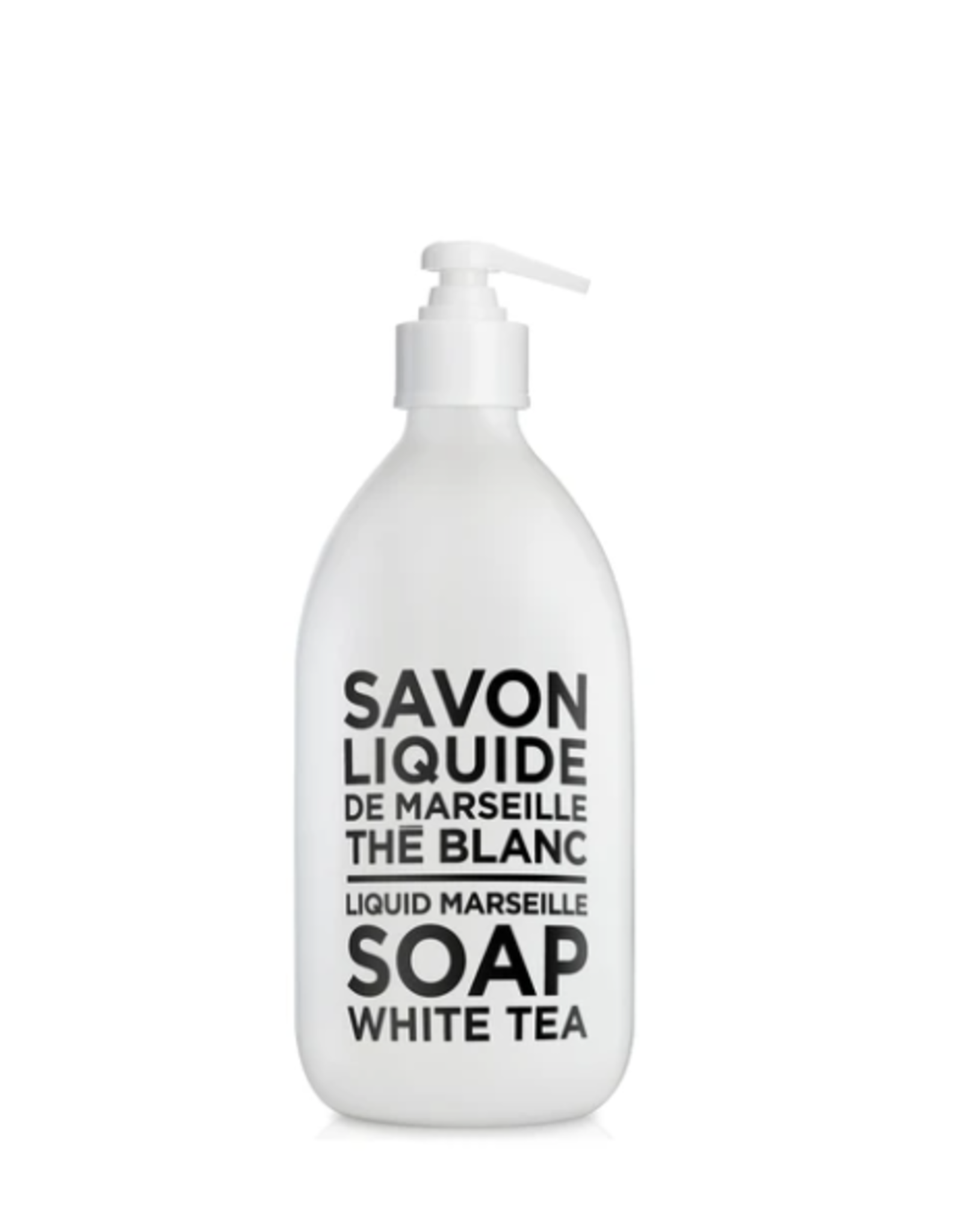 Liquid Marseille Soap White Tea 16.9 fl oz