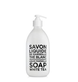 Liquid Marseille Soap White Tea 16.9 fl oz