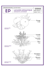 Refill Soap Aromatic Lavender 33.8 fl oz
