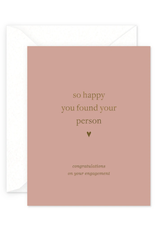 Your Person Engagement Card