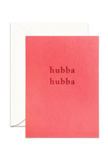 Hubba Hubba Card