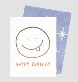 Happy Birfday Card