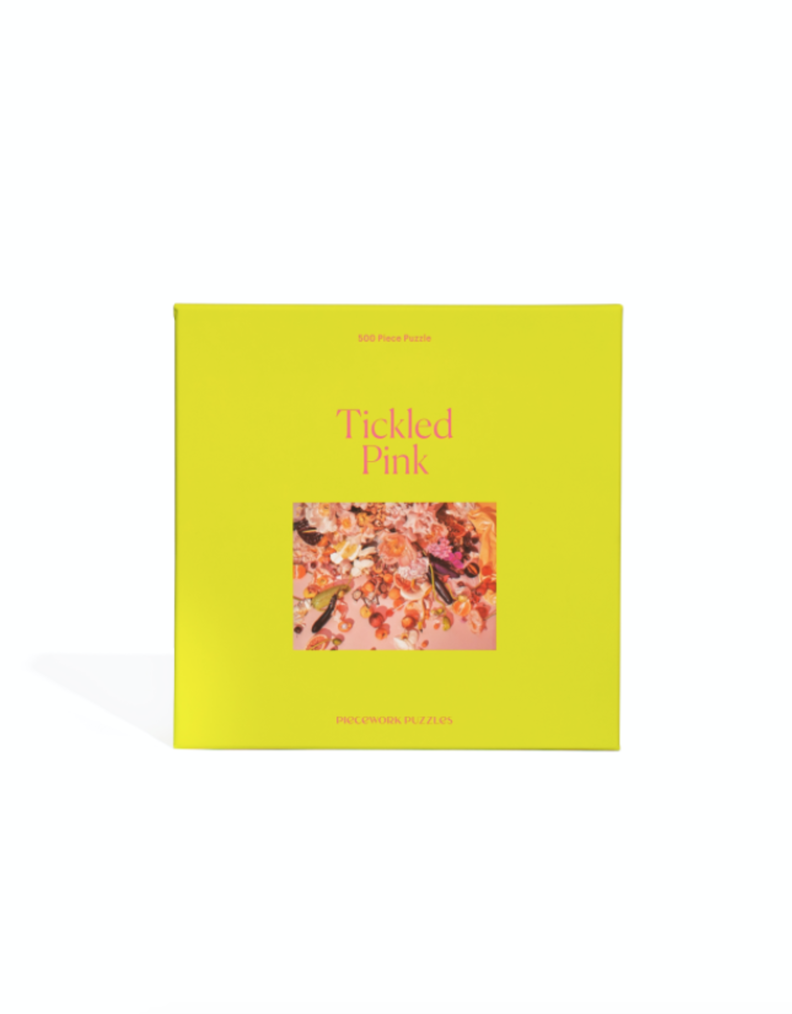 Tickled Pink Puzzle