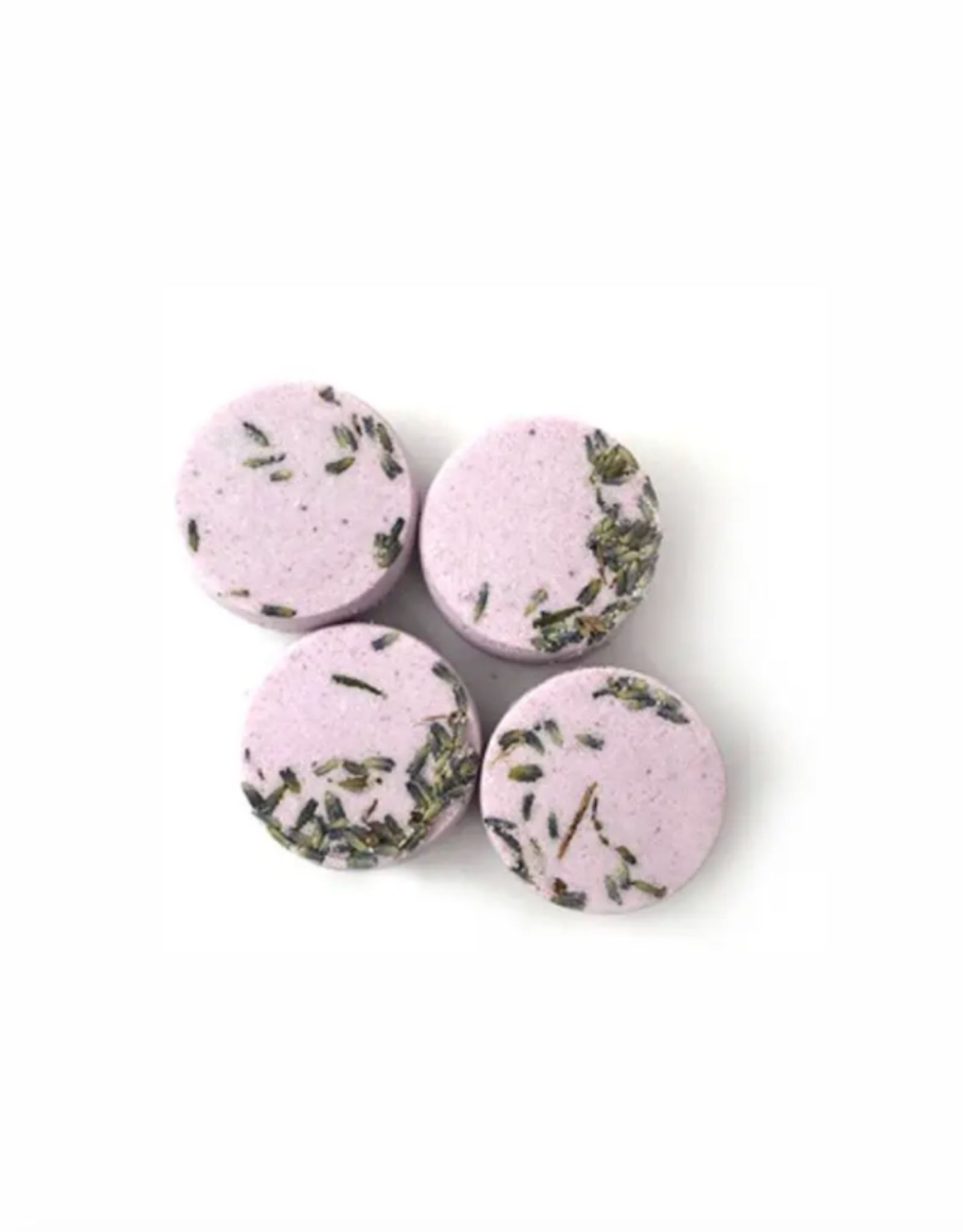 Lavender-Geranium Shower Steamers