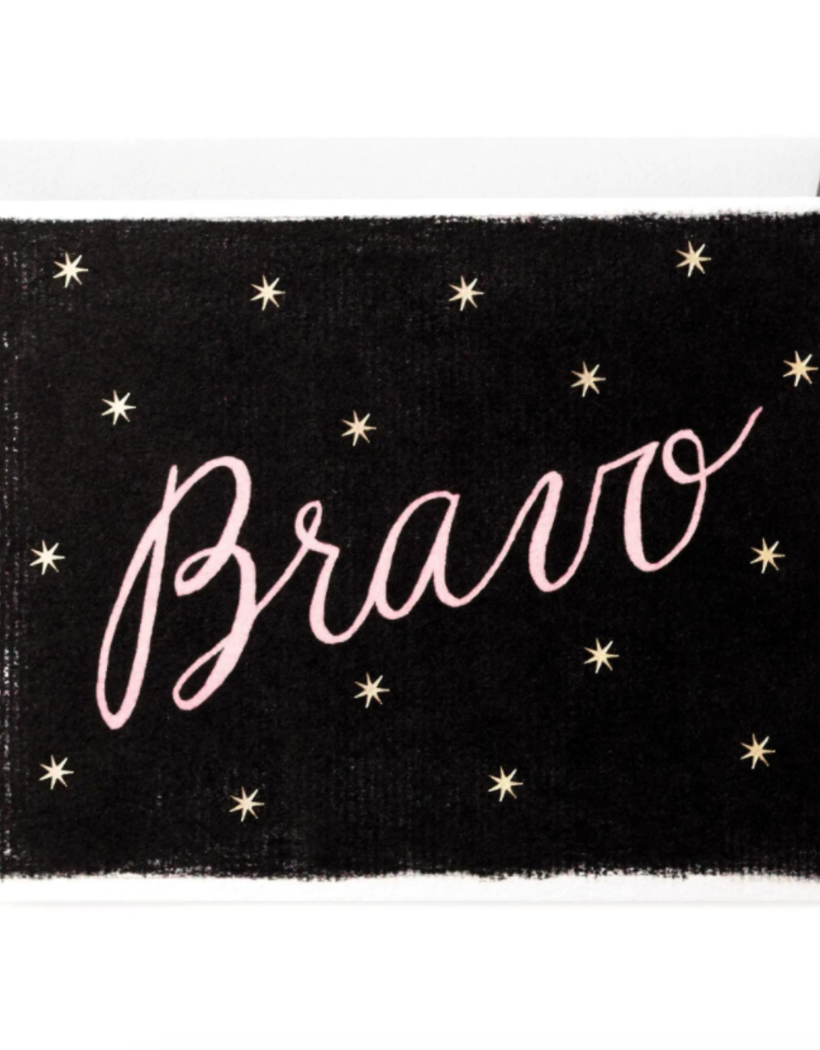 Bravo Card