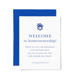 Welcome to Homeownership Card