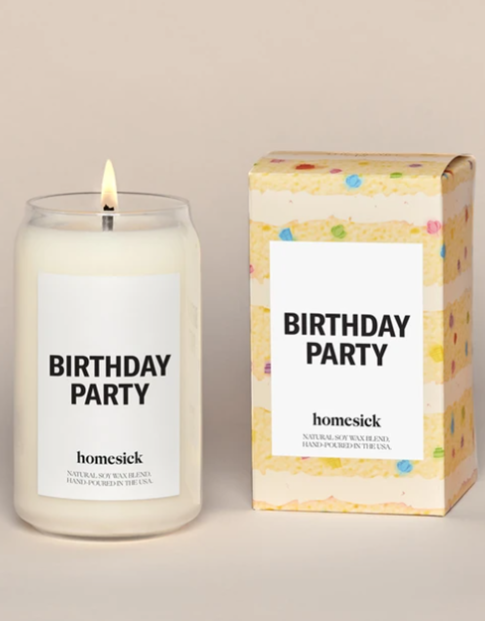 Birthday Party Candle
