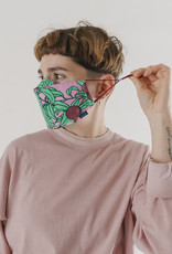 Fabric Mask Set - Backyard Fruit