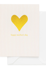 Happy Mother's Day Heart Card