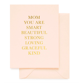 Mom, You Are Card