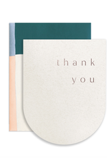 Castle Thank You Card
