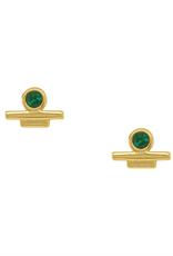 Desert Stud Earrings