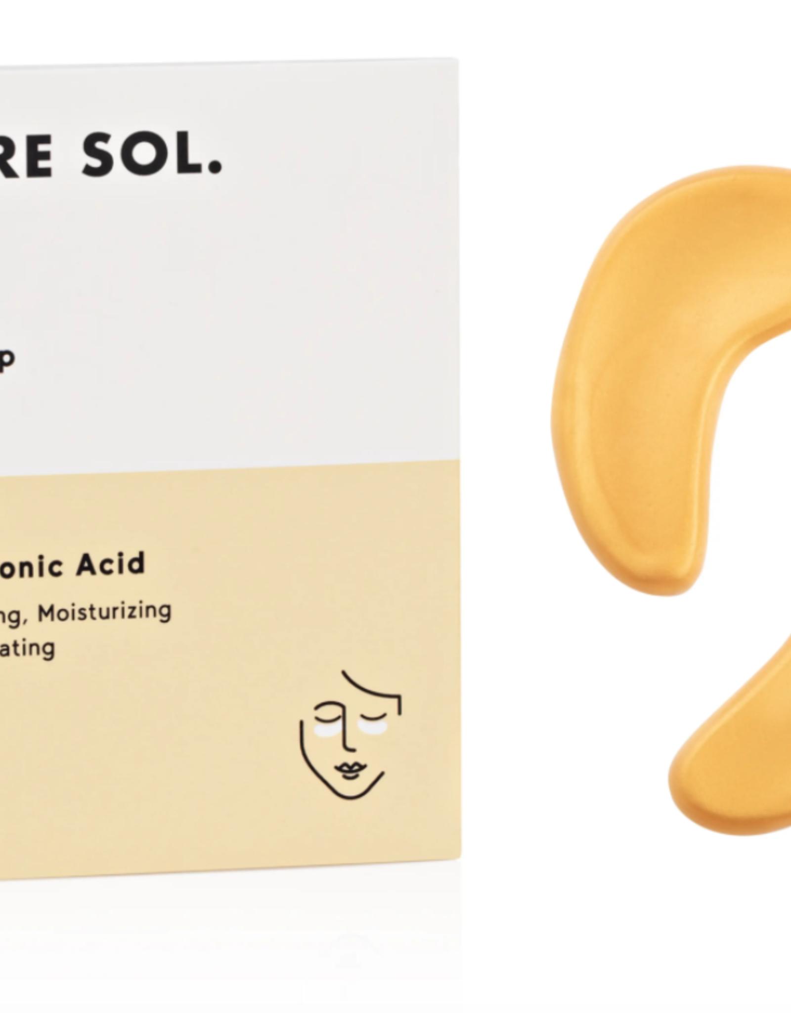 Perk Up - Gold and Hyaluronic Acid Eye Masks