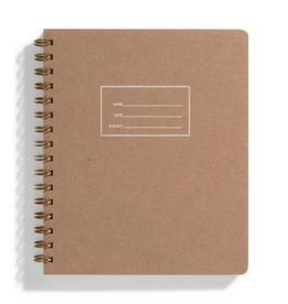 Standard Notebook