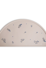 Silicone Place Mat - Lilac Flowers
