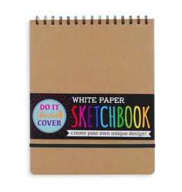 D.I.Y. Cover Sketchbook