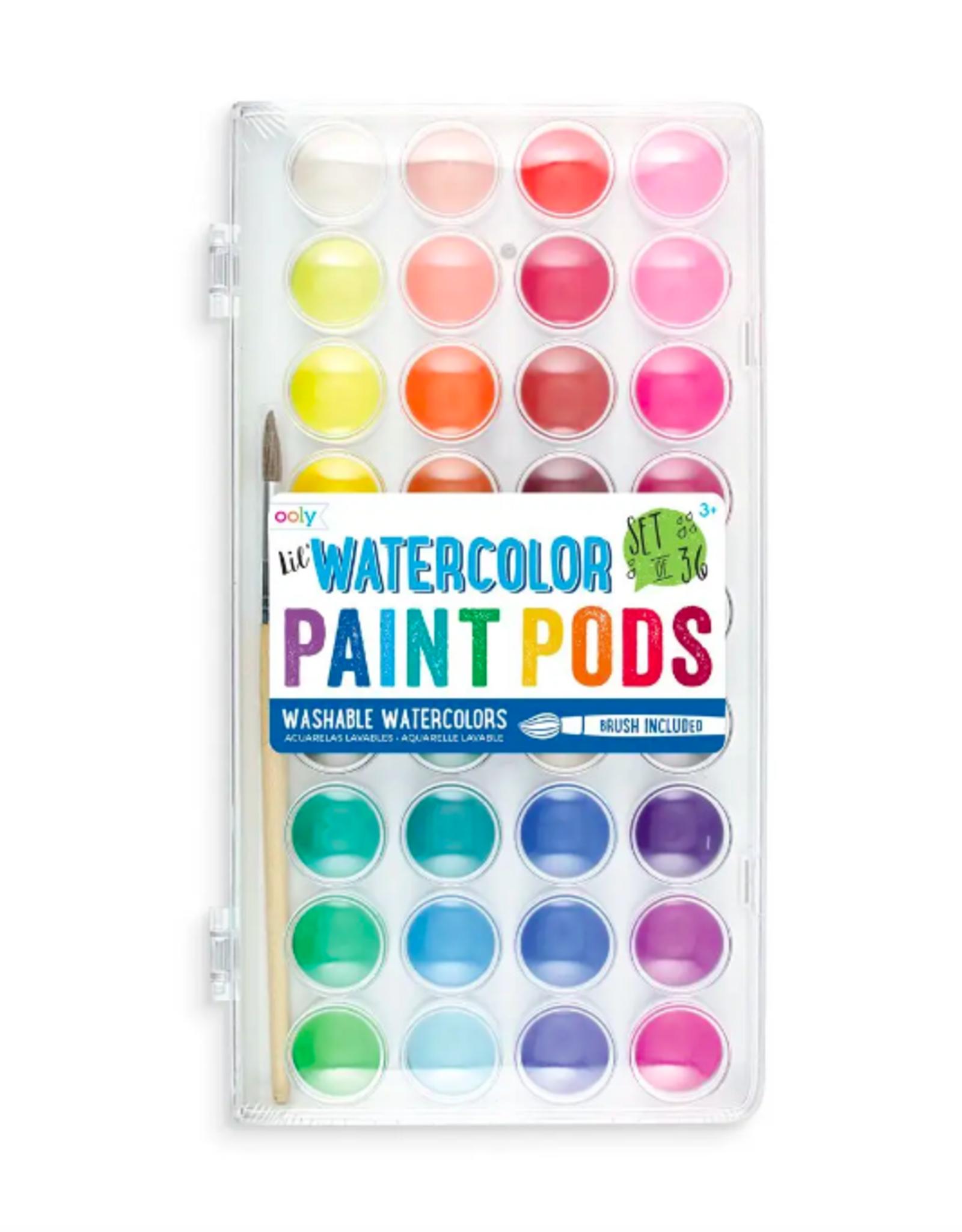 Lil' Paint Pods Watercolor Paint