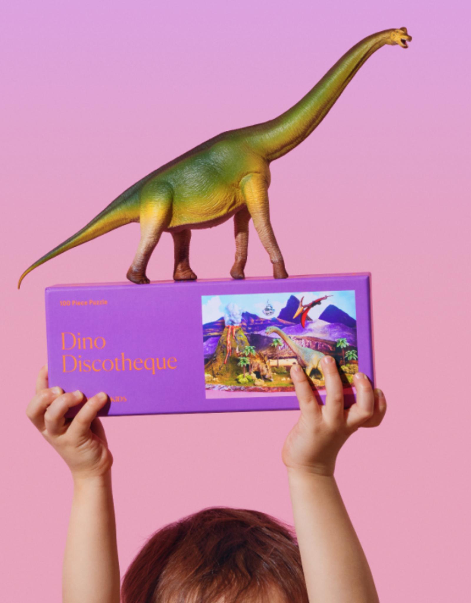 Dino Discotheque Puzzle