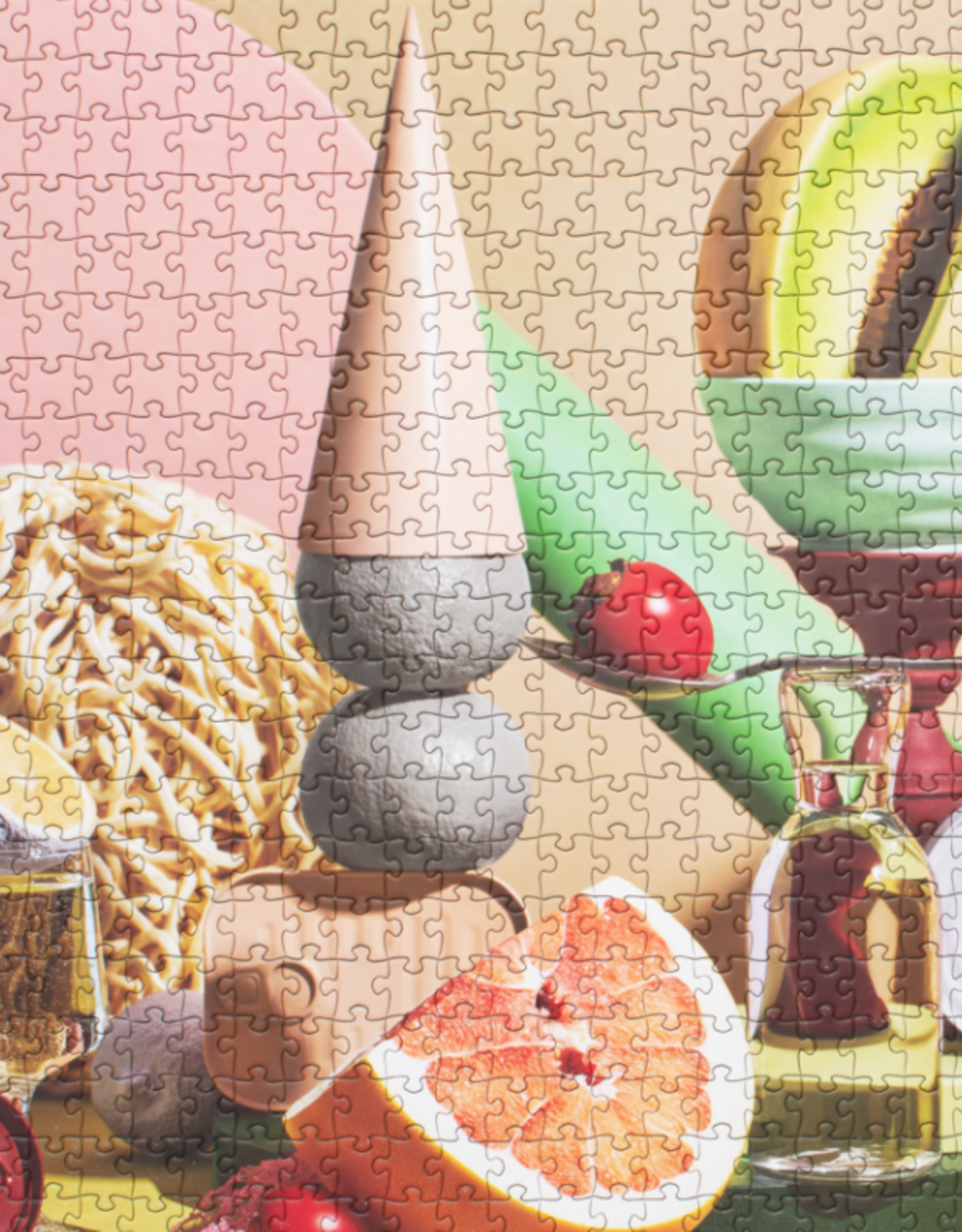 Food for Thought Puzzle