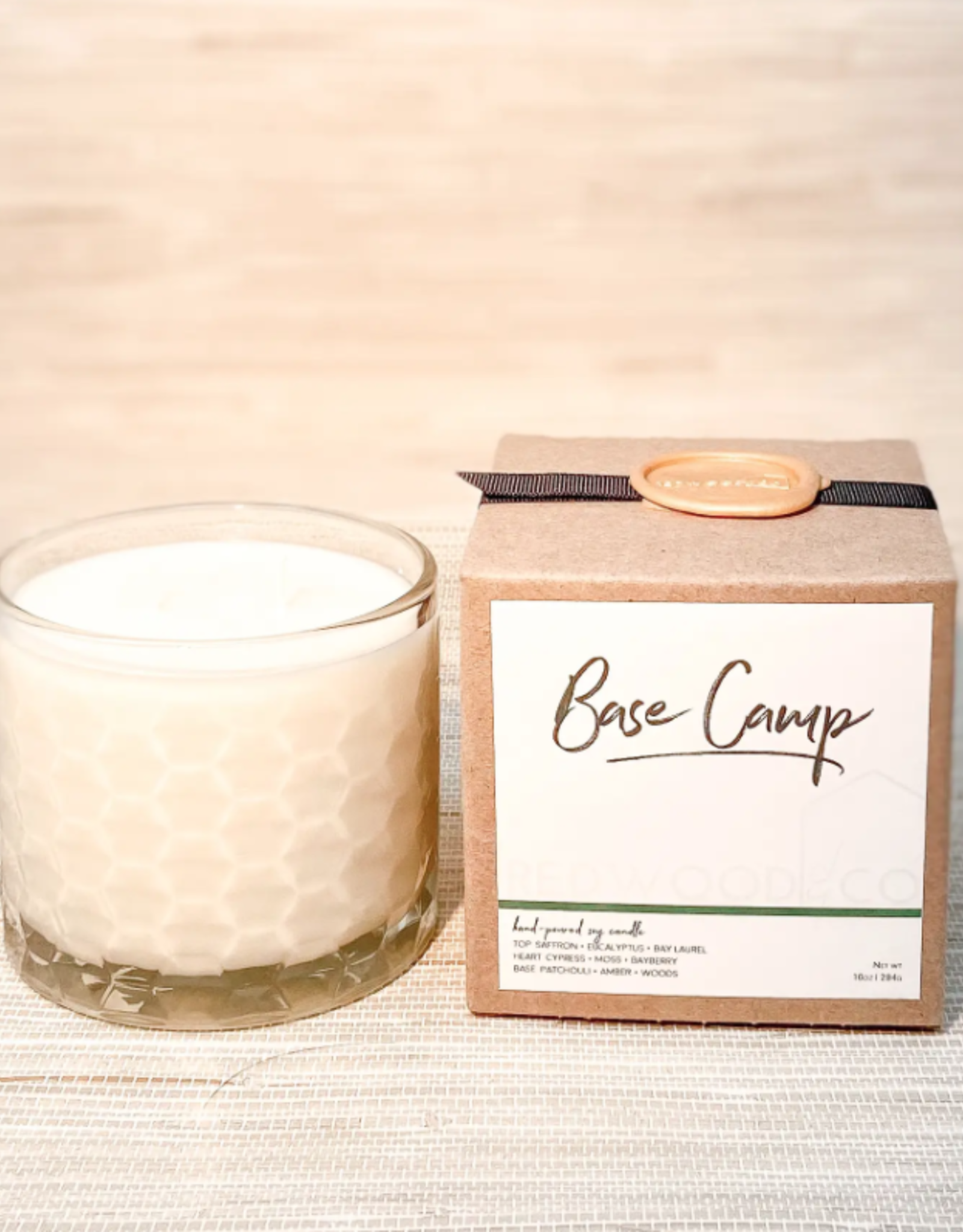 Base Camp Double Wick Candle