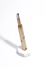 Glossy Gold Rechargeable USB Lighter