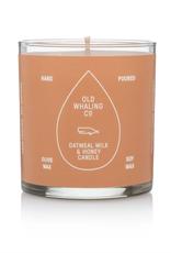Oatmeal Milk & Honey Candle