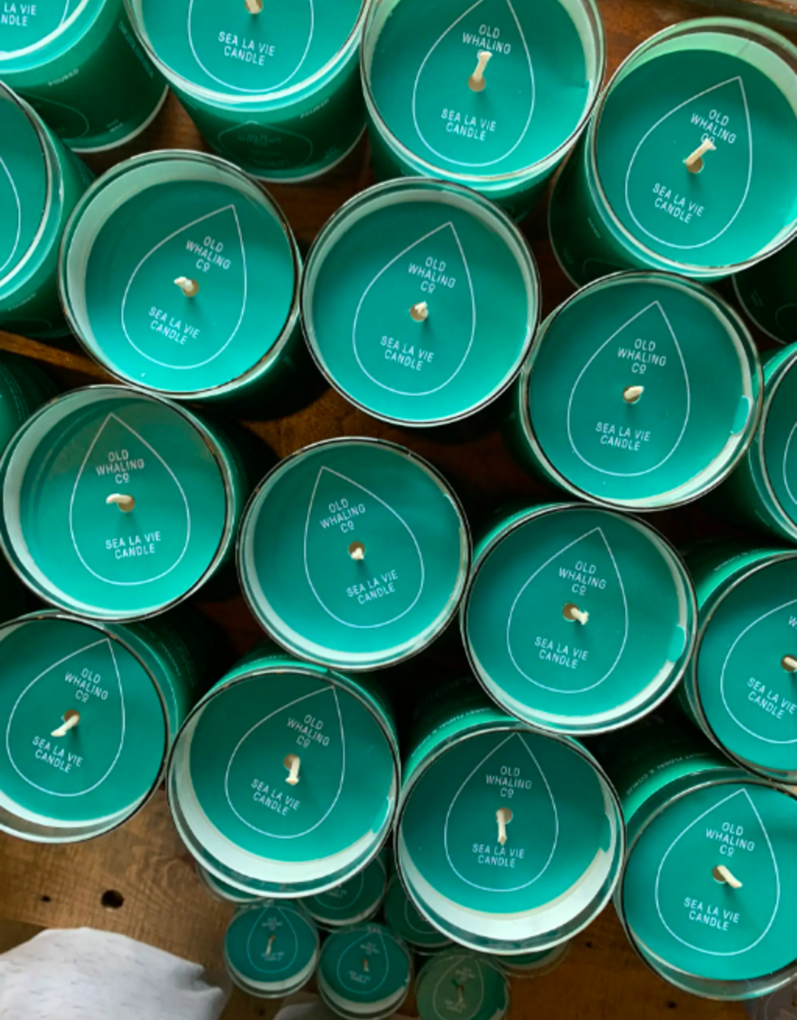 Sea La Vie Candle