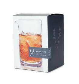 Viski Professional Crystal Mixing Glass