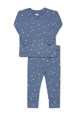 Long Sleeve Jammies - Astro Print
