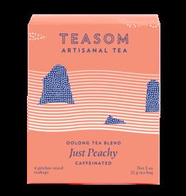 Just Peachy Iced Tea