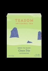Green Trio Hot Tea