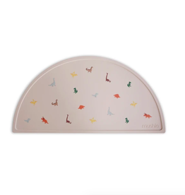 Silicone Place Mat - Dinosaurs