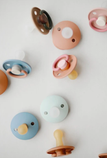 FRIGG Silicone Pacifier Peony - 0-6 Months