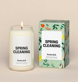 Spring Cleaning Candle