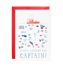 Dear Captain Card