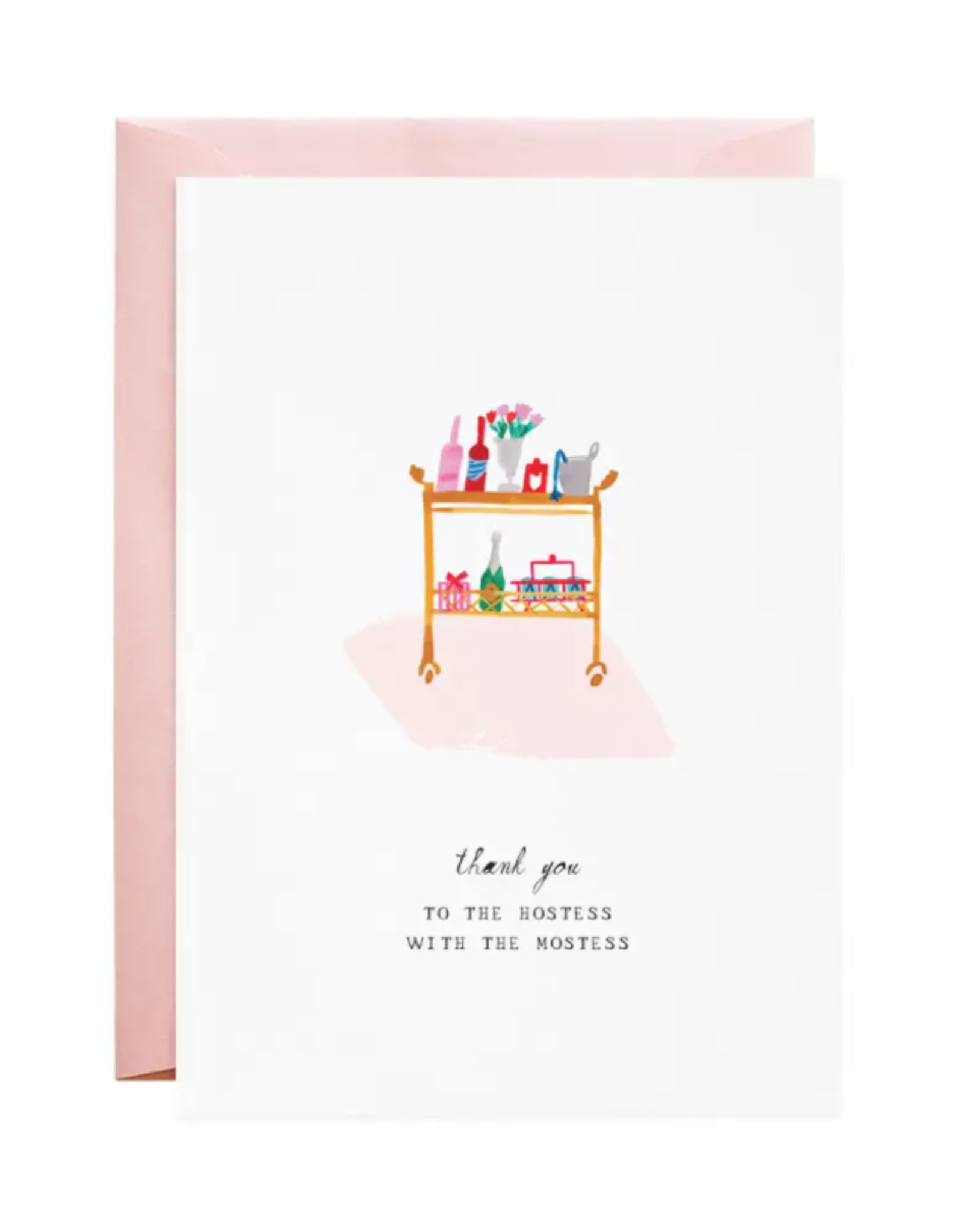 For the Hostess Card