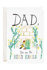 The Bee's Knees Dad Card