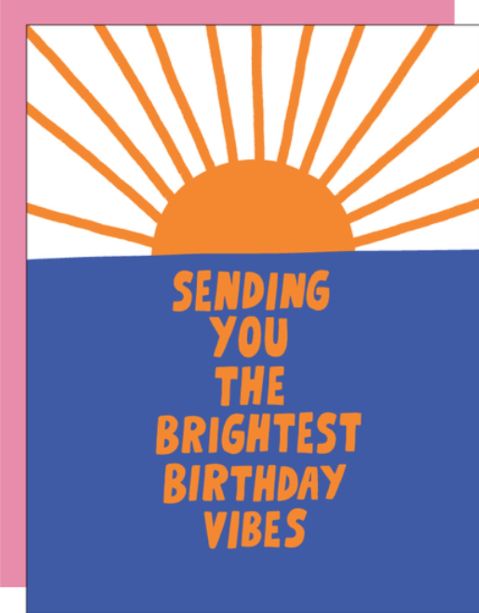 Brightest Birthday Card