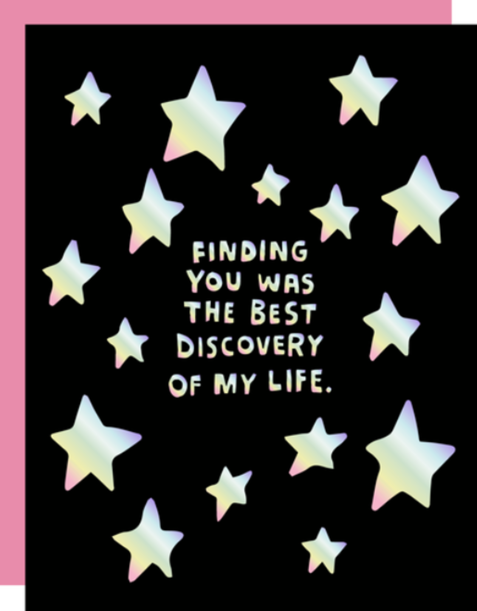 Finding You Card