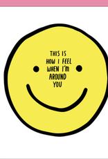How I Feel Card