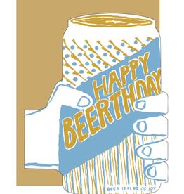 Beerthday Card