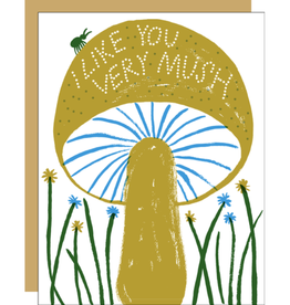 Like You Mush Card