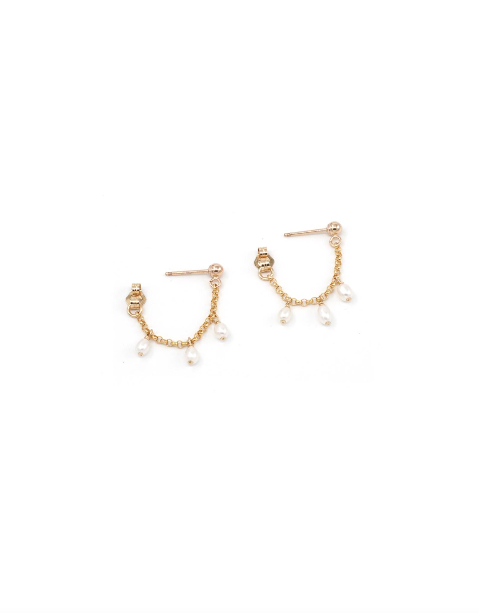 Delfina Earrings
